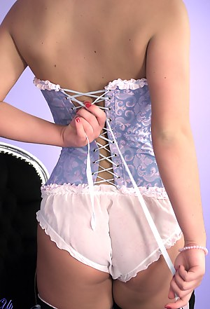 Girls Corset Porn Pictures